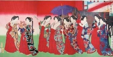 町物(京都・江戸)と浮世絵(そ...