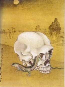 髑髏と蜥蜴.jpg